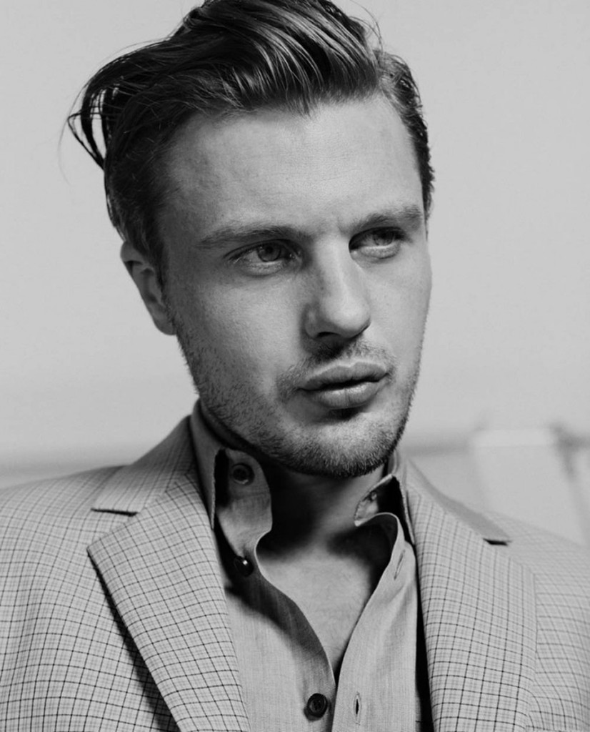 Jimmy Darmody Undercut Hair
