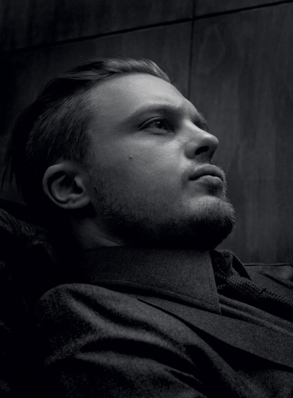 Michael Pitt's Undercut Hairstyle