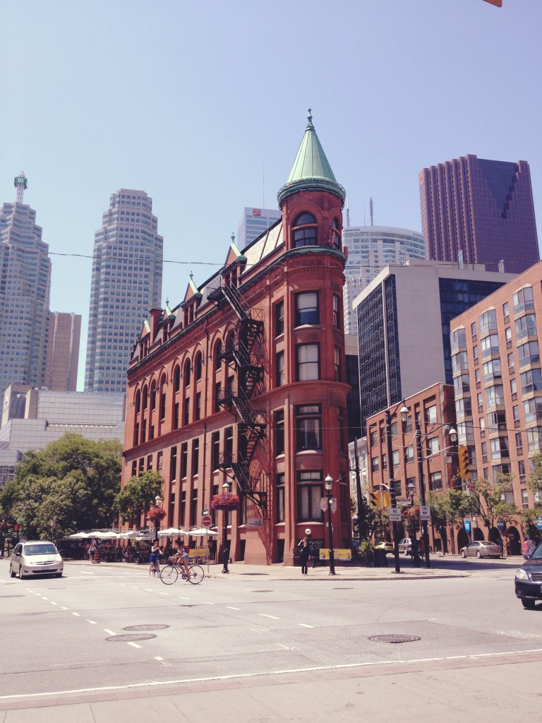 Gooderham Flat Iron Building